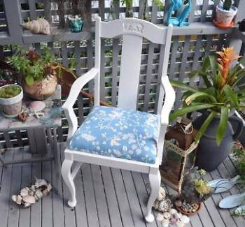Queen Anne Chair Palm Beach Pittwater Area Preview
