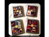 DVDS - ACTION FILMS - (16 titles) - FOR SALE