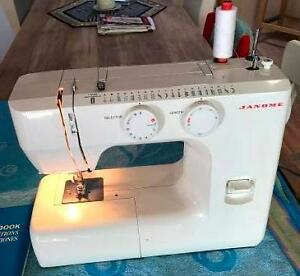 Janome Manual Sewing Machine Fairview Park Tea Tree Gully Area Preview
