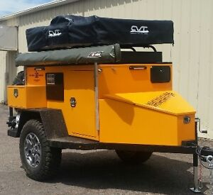 Turtleback Offroad Trailer for sale