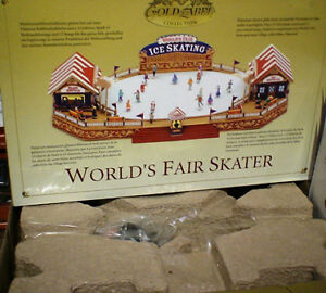 World Fair Skater display, mint never ourof box Belleville Belleville Area image 2