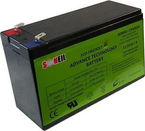 Deep cycle battery used or new boat parts trailers for Interstate deep cycle trolling motor battery