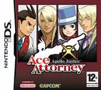 Ace Attorney Apollo Justice (cartridge)