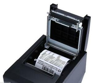 POS Receipt Thermal Printer With Ethernet & USB Interface 80mm starting at $175.