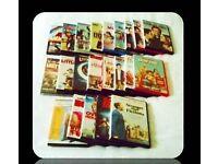 COMEDY DVDS - 23 FILMS - FOR SALE