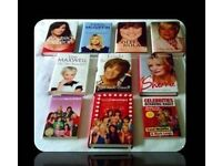 LOOSE WOMEN BIOGRAPHY BUNDLE - 10 BOOKS - FOR SALE