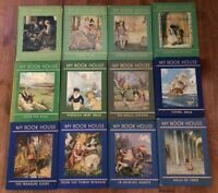 MY BOOKHOUSE -  complete set - 12 volumes  (1951)