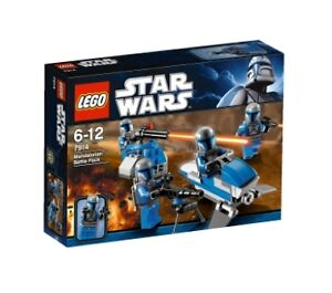 LEGO Star Wars Mandalorian Battle #7914 BRAND NEW SEALED