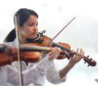 Introductory/Intermediate Violin Lessons in the Glebe (Ottawa)