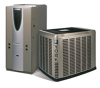 High-Efficient YORK FURNACE and AIR CONDITIONER on SALE !!