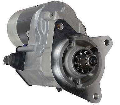 New Gear Reduction Starter Motor Case Farm Tractor 1394 1410 1494 1594 1690