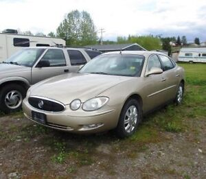 SELLING 2005 Buick Allure CX