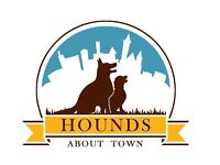 Dog walking - Hounds About Town