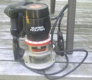Craftman Router For Sale