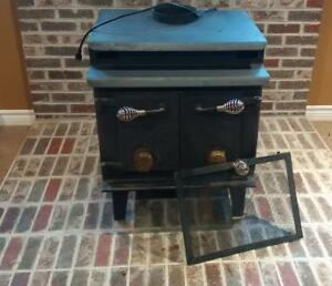 Woodstove - DeCaro Wonder Stove