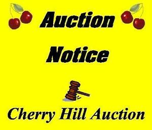 OIL  FIELD  LIQUIDATION & ESTATE AUCTION