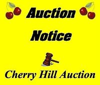 FALL ROUND UP AUCTION