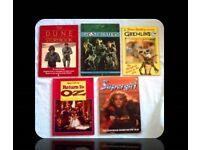 VINTAGE STORYBOOKS BASED ON FILMS - 5 TITLES - FOR SALE