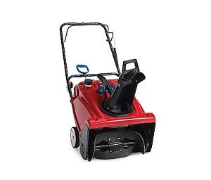 Toro Power Clear 721R Single Stage Snowthrower BRAND NEW