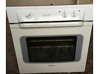 Built In Electric Oven (fan assisted with grill) In Excellent Clean Condition