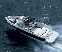 2013 REGAL BOWRIDER 1900 ●270 HP ●V8 Volvo Penta ● 60 Hours Only