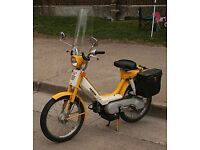 Wanted old moped NSU Puch Honda or smaller CC bike