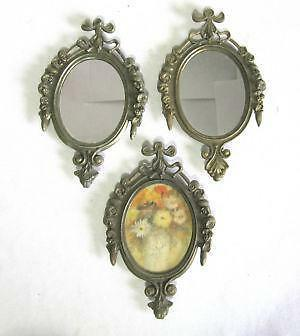 Small Oval Picture Frame Ebay