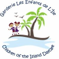 Licensed French Daycare