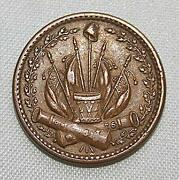Civil War Token Our Country