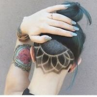 =*=*=OPPORTUNITY TO BE  A MASTER HAIR TATTOO PROVIDER.=*=*=