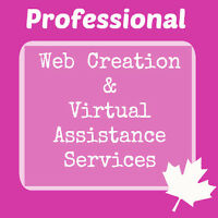 Web and Virtual Assistant Services