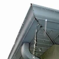Eavestrough Leaking? call Stu @ 587-707-6699 for Prompt Service