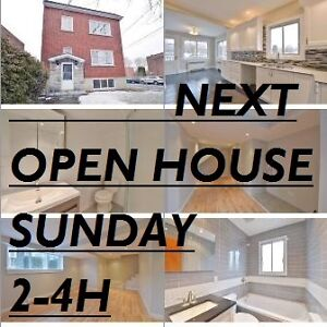 Next Open House Will Be at 5400-02 av.Bourret,CDN