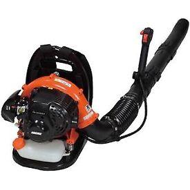 Echo pb265 back pack leaf blower