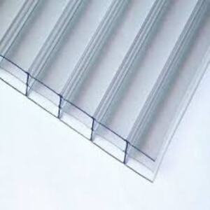 TWIN WALL POLYCARB ROOF SHEET