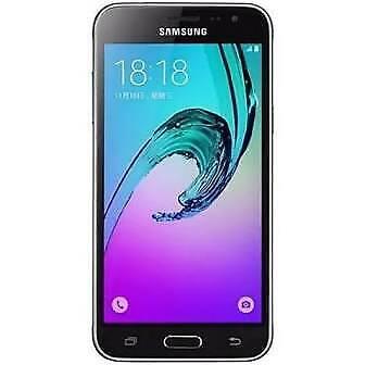 Samsung Galaxy J3 2016 (SM-J320F) 8GB Unlocked Black Free Next day delivery
