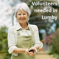 Volunteers Needed To Help Lumby Seniors With Yard Work