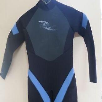NEW Ladies Size 6 Blue Clements 2-3mm Wetsuit Scuba Dive Snorkel Salisbury Brisbane South West Preview
