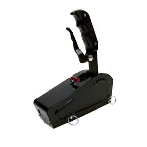 B&M Street Shifter Magnum Grip Pro Stick Stealth Black