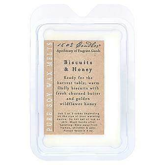 1803 Candles Biscuits and Honey Melter
