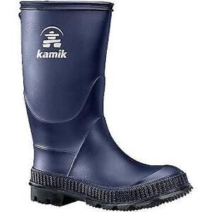 Rainboots - Kamik - size 11 toddler - like new!!