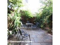 CALEDONIAN ROAD,N1,STUNNING 4 DOUBLE BED 2 BATH HOUSE WITH PATIO