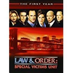 LAW AND ORDER SVU....SEASONS 1-14 EXCELLENT CONDITION