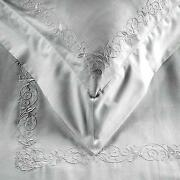 White Embroidered Pillowcases