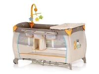 Hauck baby travel cot