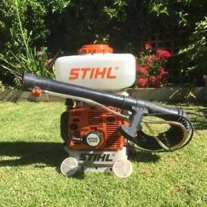 STIHL SR420 Back Pack Mister/Blower Hilton West Torrens Area Preview