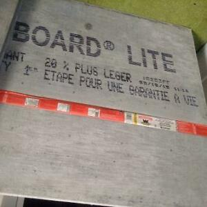 "reduced - 1/2"" x 32"" x 5' Cement Board (4 Pieces)"
