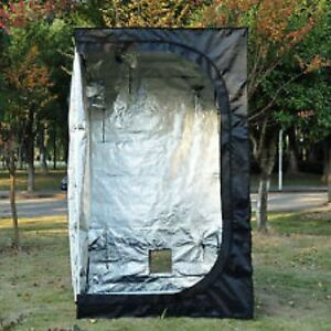 Reflective Hydroponics Plant Growing Tent /4'x4' plant Grow Tent