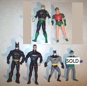 Action Figures Batman, Thundercats, Power Rangers London Ontario image 2