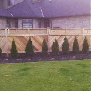 NOT TO LATE FOR YOUR DREAM FENCE, DECK OR PERGOLA. Cambridge Kitchener Area image 3